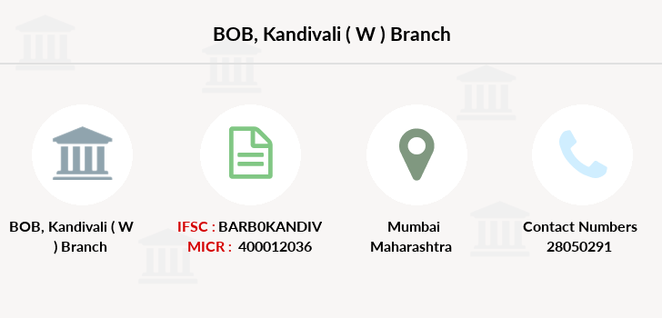 Bank-of-baroda Kandivali-w branch