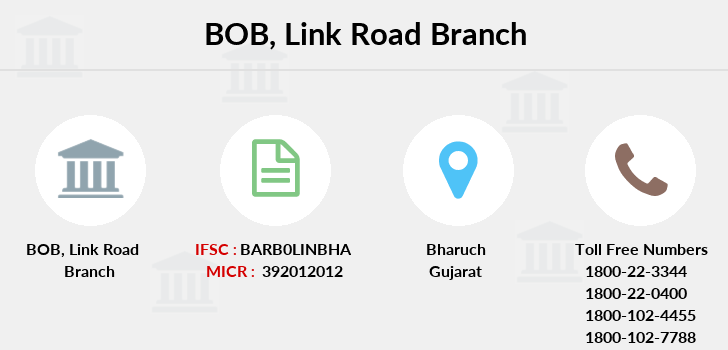 Bank-of-baroda Link-road branch