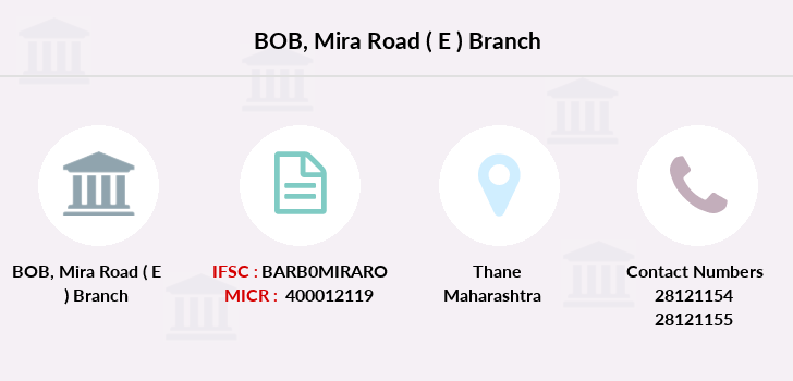 Bank-of-baroda Mira-road-e branch