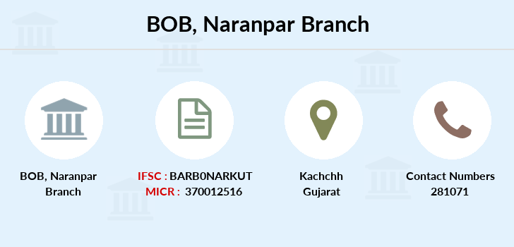 Bank-of-baroda Naranpar branch