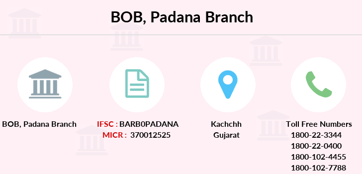 Bank-of-baroda Padana branch