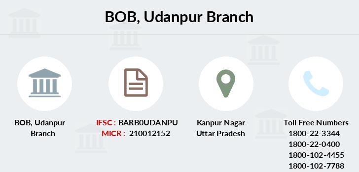 ifsc code bank of baroda rasulabad kanpur dehat