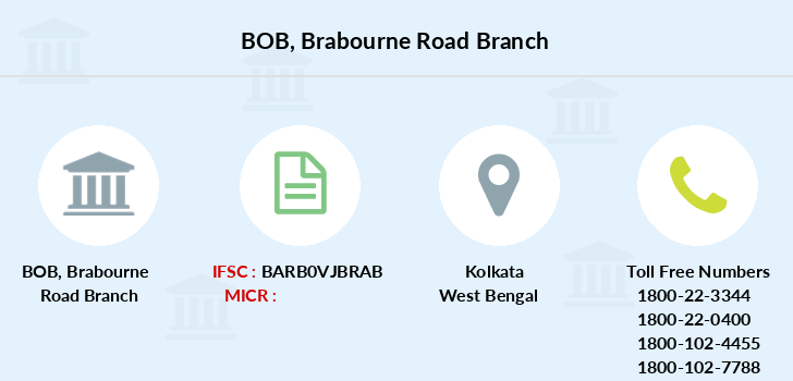 Bank-of-baroda Brabourne-road branch
