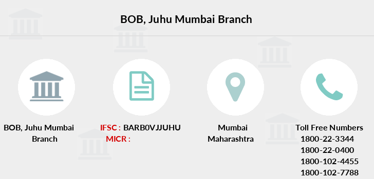 Bank-of-baroda Juhu-mumbai branch