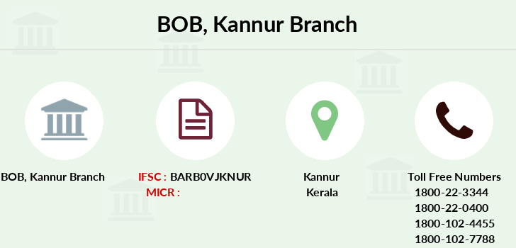 Bank-of-baroda Kannur branch