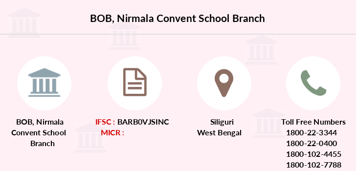 Bank-of-baroda Nirmala-convent-school branch
