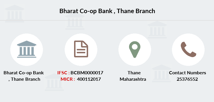 Bharat-co-op-bank Thane branch