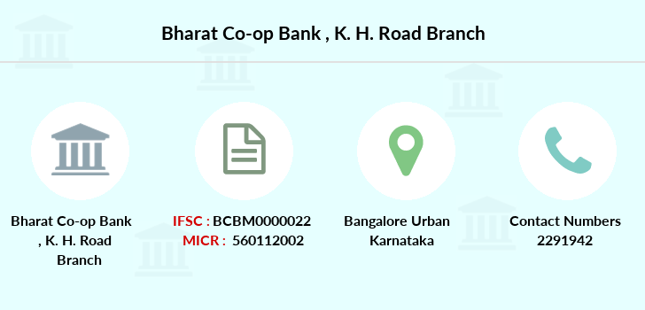 Bharat-co-op-bank K-h-road branch