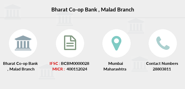 Bharat-co-op-bank Malad branch