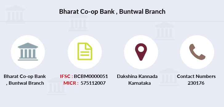 Bharat-co-op-bank Buntwal branch