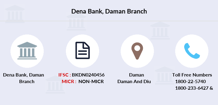 Dena-bank Daman branch