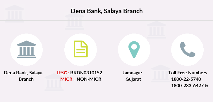 Dena-bank Salaya branch