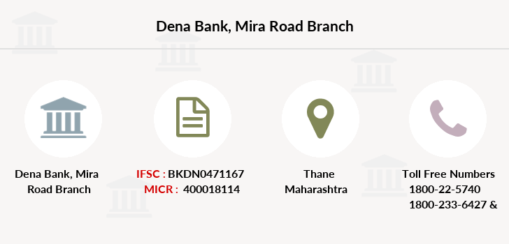 Dena-bank Mira-road branch