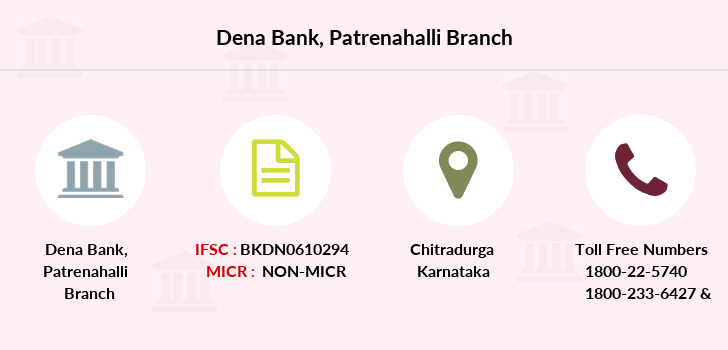 Dena-bank Patrenahalli branch