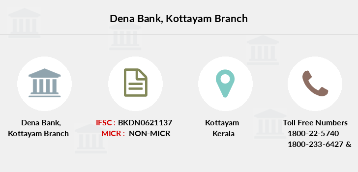 Dena-bank Kottayam branch