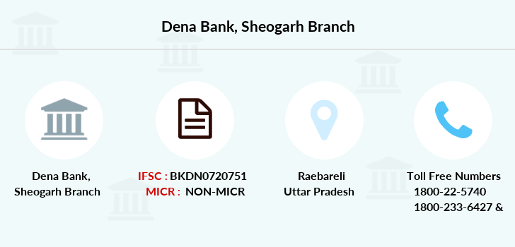 Dena-bank Sheogarh branch