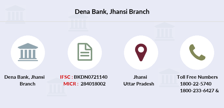 Dena-bank Jhansi branch