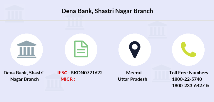 Dena-bank Shastri-nagar branch