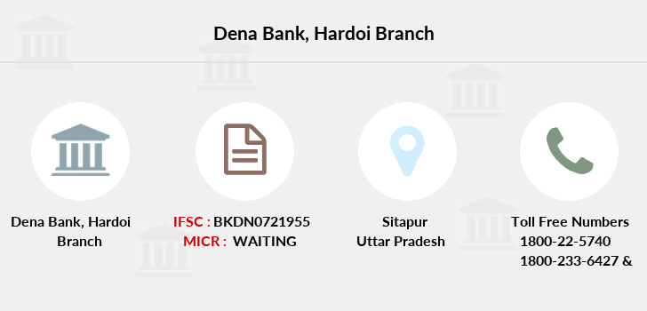 Dena-bank Hardoi branch