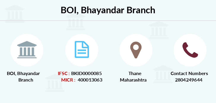 Bank-of-india Bhayandar branch