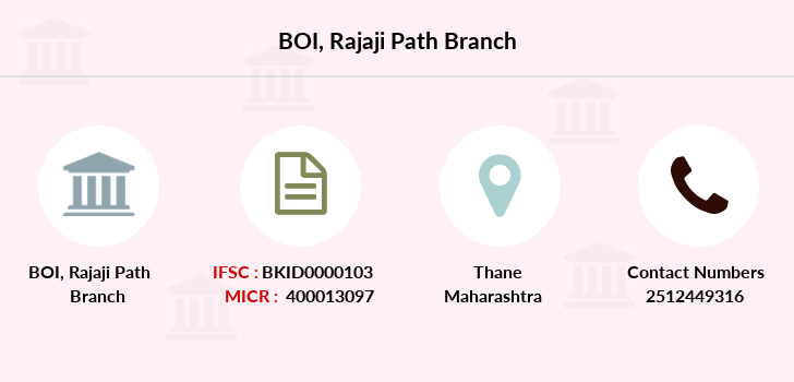 Bank-of-india Rajaji-path branch