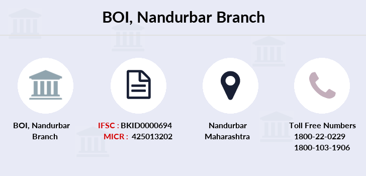Bank-of-india Nandurbar branch