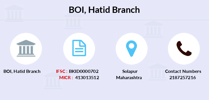 Bank-of-india Hatid branch