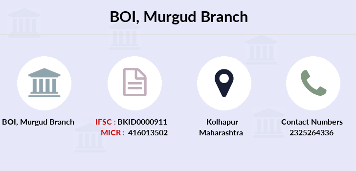 Bank-of-india Murgud branch
