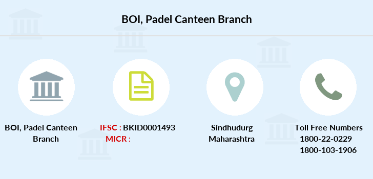 Bank-of-india Padel-canteen branch
