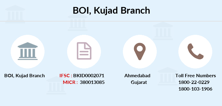 Bank-of-india Kujad branch