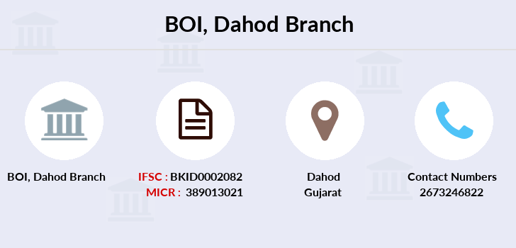 Bank-of-india Dahod branch