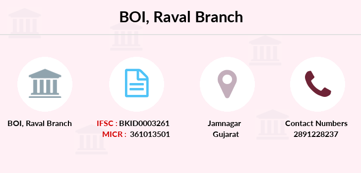Bank-of-india Raval branch