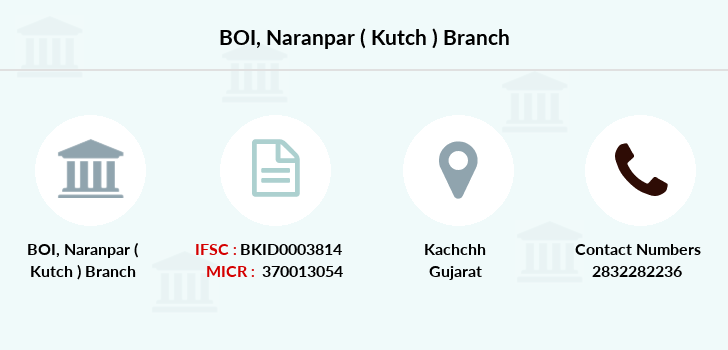 Bank-of-india Naranpar-kutch branch