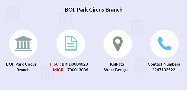 Bank-of-india Park-circus branch