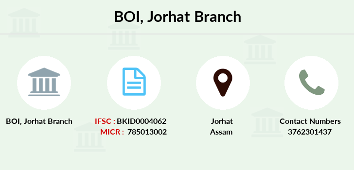 Bank-of-india Jorhat branch