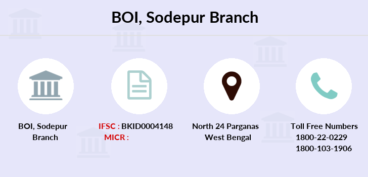Bank-of-india Sodepur branch