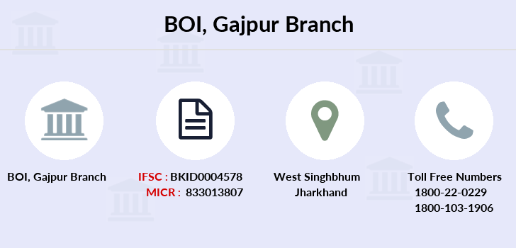 Bank-of-india Gajpur branch