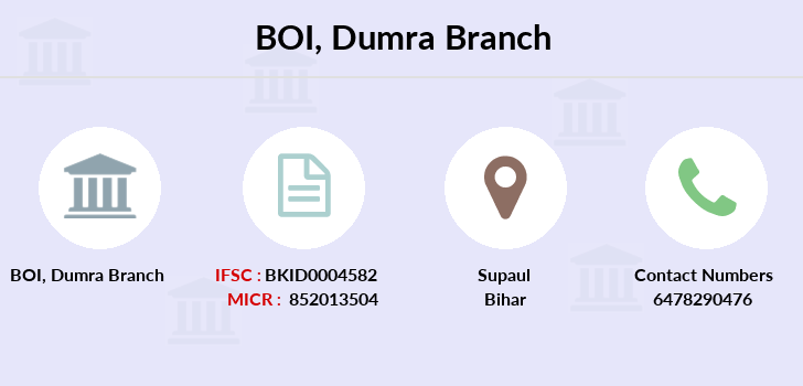 Bank-of-india Dumra branch