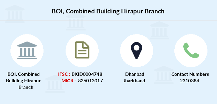 Bank-of-india Combined-building-hirapur branch