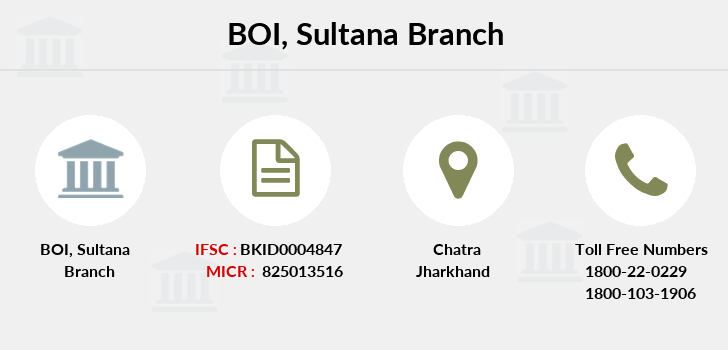 Bank-of-india Sultana branch