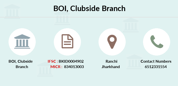 Bank-of-india Clubside branch
