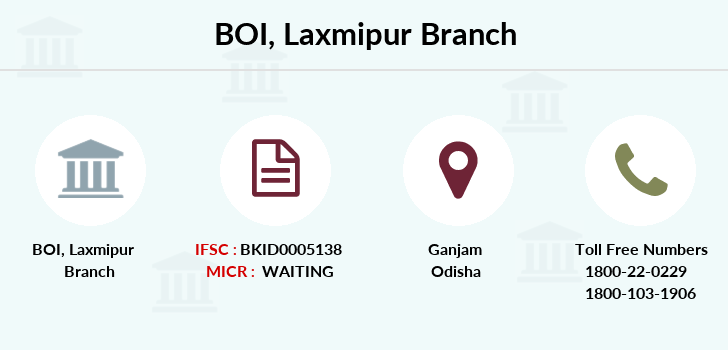 Bank-of-india Laxmipur branch