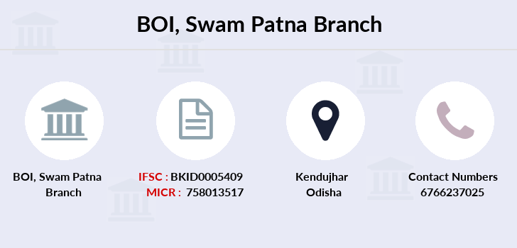 Bank-of-india Swam-patna branch