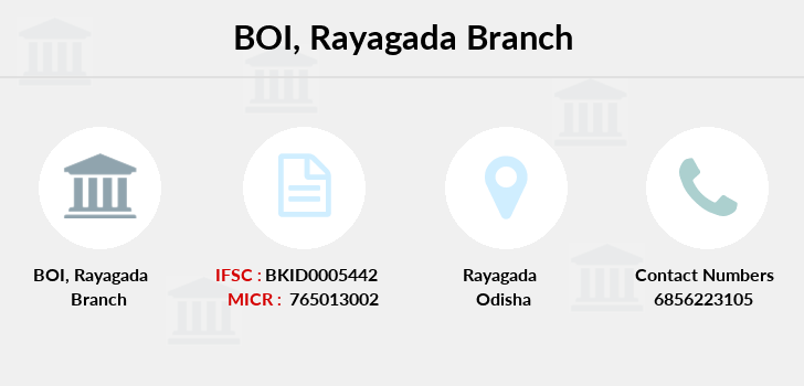 Bank-of-india Rayagada branch