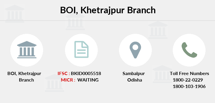 Bank-of-india Khetrajpur branch