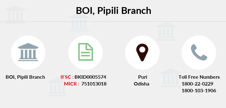 Bank-of-india Pipili branch