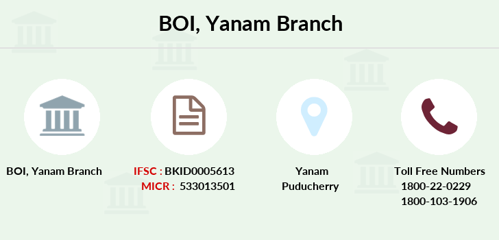 Bank-of-india Yanam branch