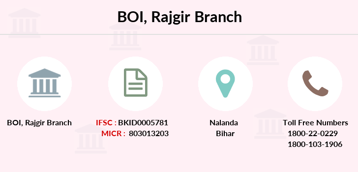 Bank-of-india Rajgir branch