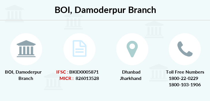Bank-of-india Damoderpur branch