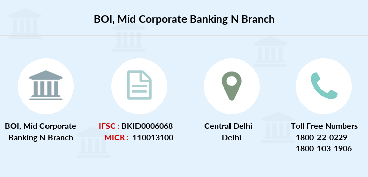 Bank-of-india Mid-corporate-banking-n branch